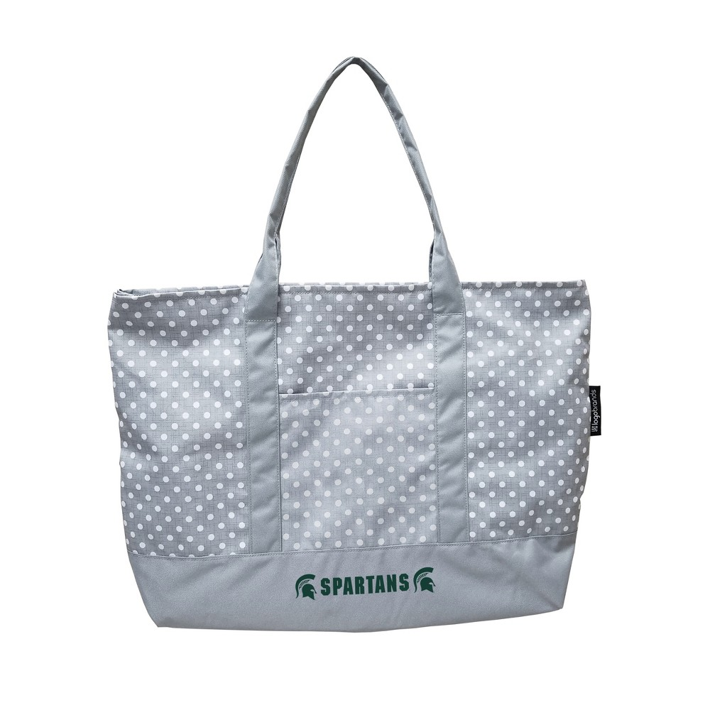 NCAA Michigan State Spartans Ikat Tote, Kids Unisex