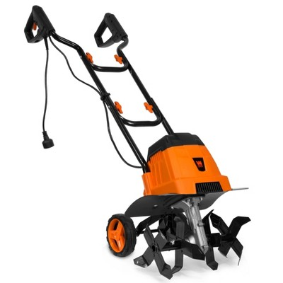 """WEN TC0714 7-Amp 14.2"""" Electric Tiller and Cultivator"""