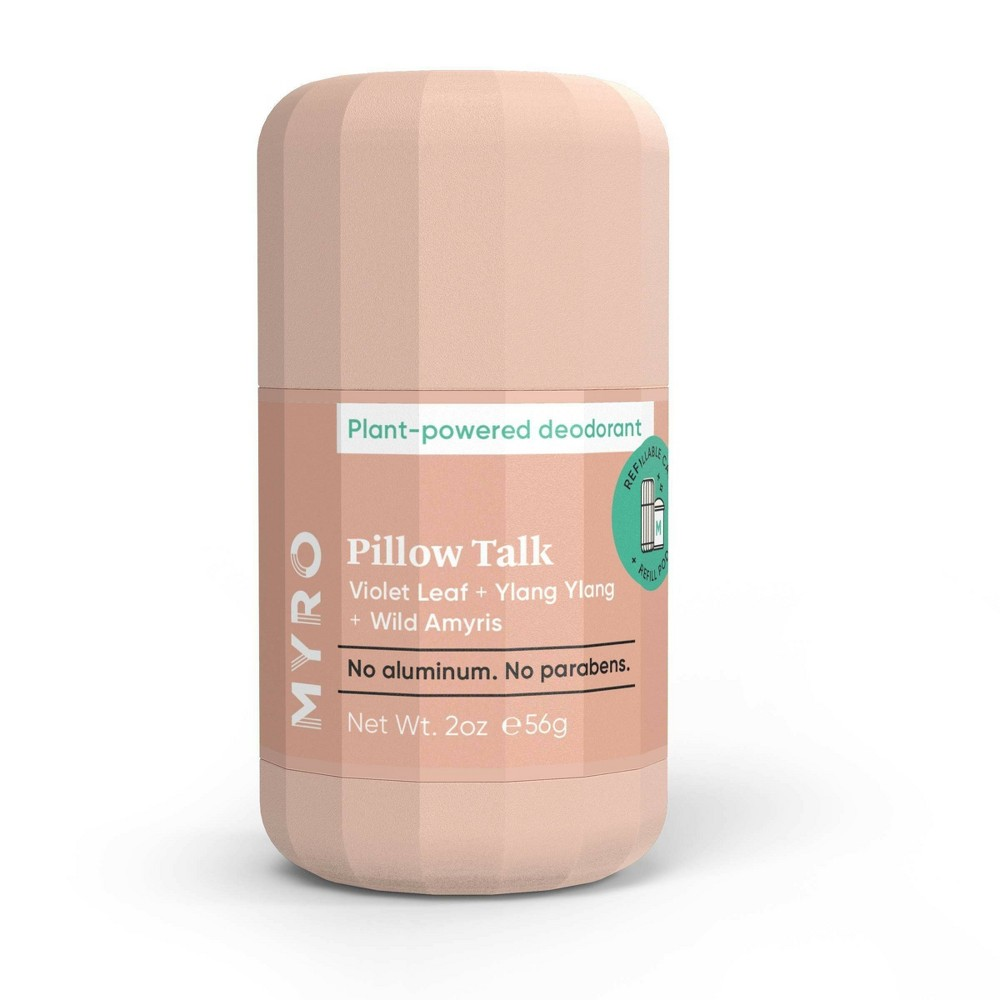 Image of Myro Pillow Talk Deodorant Starter Kit - 2oz