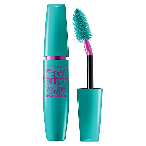 Maybelline Volum' Express The Mega Plush Mascara - image 1 of 4