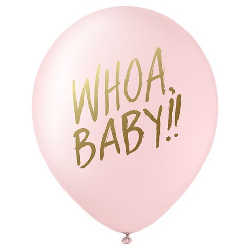 12ct Designer Baby Shower Balloons - image 1 of 4