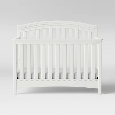 Delta Children Emerson 4-in-1 Convertible Crib - Bianca