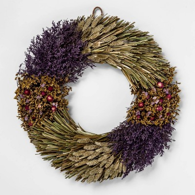 21.2  Dried Mixed Herb Wreath - Smith & Hawken™
