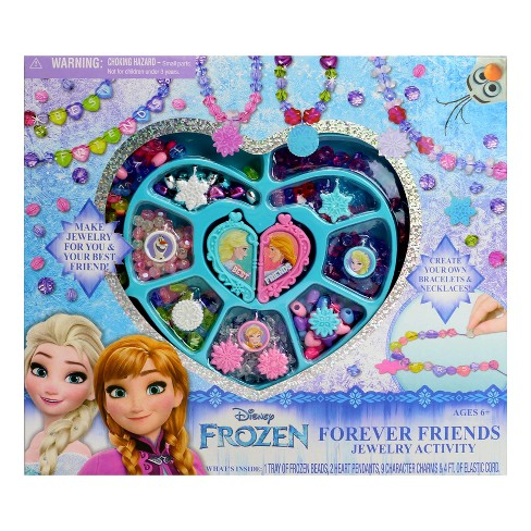 Frozen Forever Friends Jewelry Activity - image 1 of 4