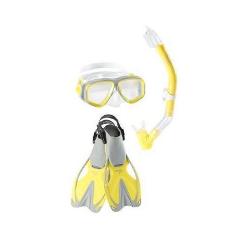 Junior Reef Scout Mask Snorket Fin Set - image 1 of 1