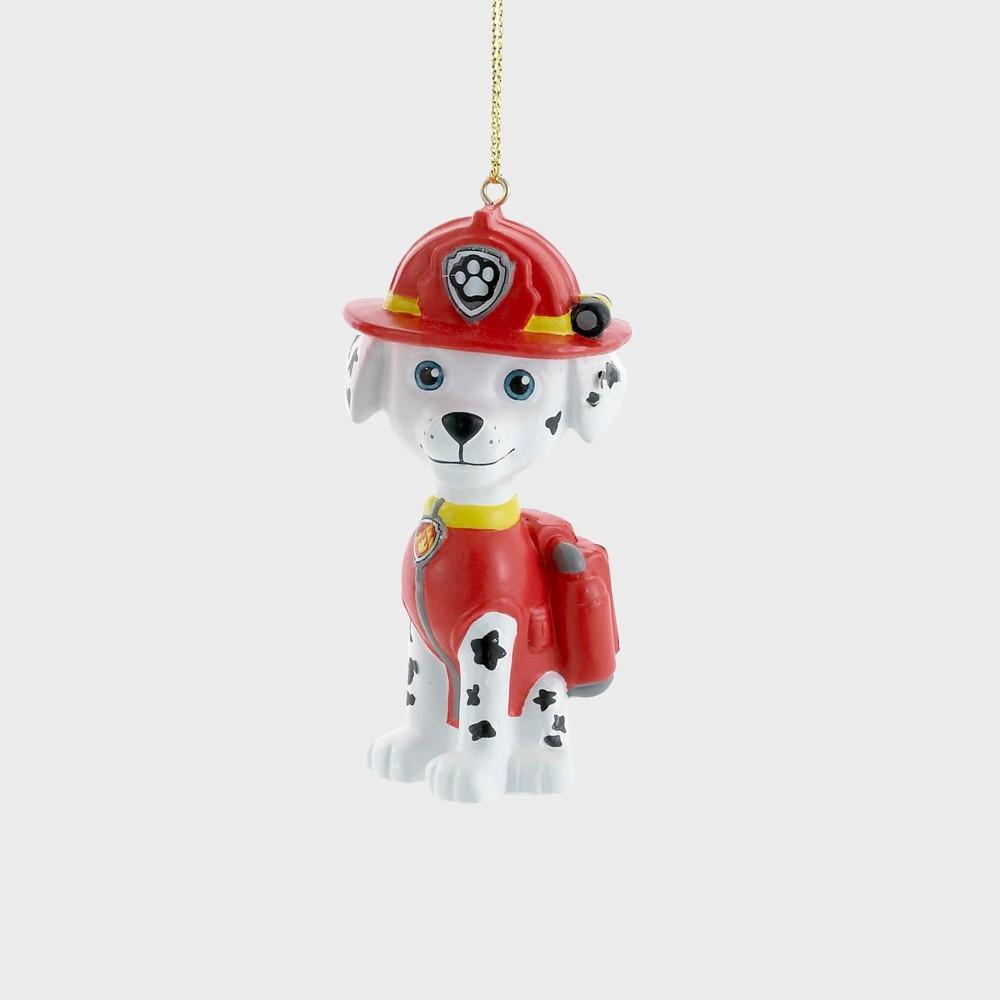 """Image of """"3"""""""" PAW Patrol - Marshall Christmas Ornament"""""""