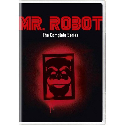 Mr. Robot: The Complete Series (DVD)