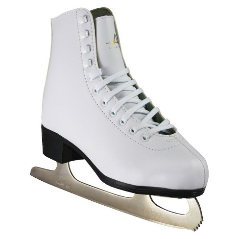 Ladies American Tricot Lined  Ice skates - White - image 1 of 3