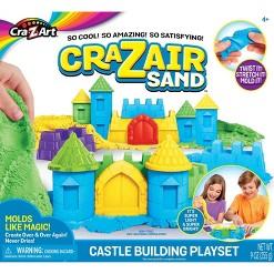 CraZArt CraZAir Sand - Castle Building Play Set, Adult Unisex