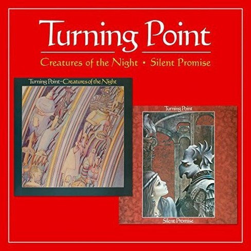 Turning Point - Creatures Of The Night/Silent Promise (CD) - image 1 of 1