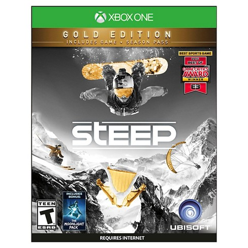 Steep Gold Edition Xbox One - image 1 of 6