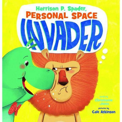 Harrison P. Spader, Personal Space Invader - (Little Boost) by  Christianne C Jones (Hardcover)