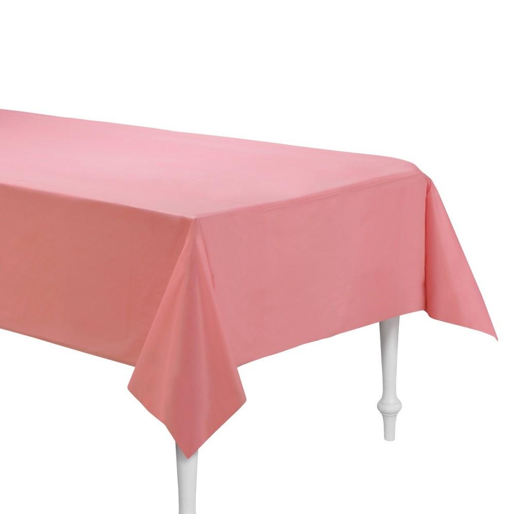 2pk 54 34 x108 34 Plastic Table Cover Spritz 8482