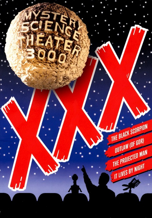Mystery science theater 3000 vol xxx (DVD) - image 1 of 1