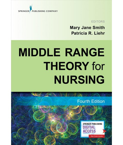 Middle Range Theory for Nursing -  (Paperback) - image 1 of 1