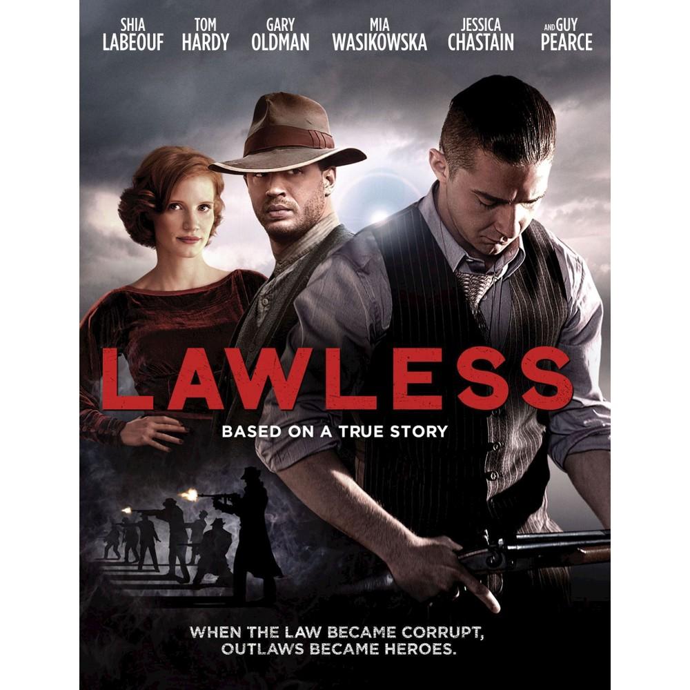 Lawless (SteelBook) (Blu-ray)