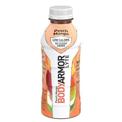 BODYARMOR Lyte Peach Mango - 16 fl oz Bottle