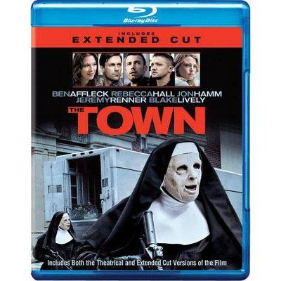 The Town (Blu-ray)(2016)