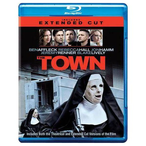 The Town (Blu-ray) - image 1 of 1