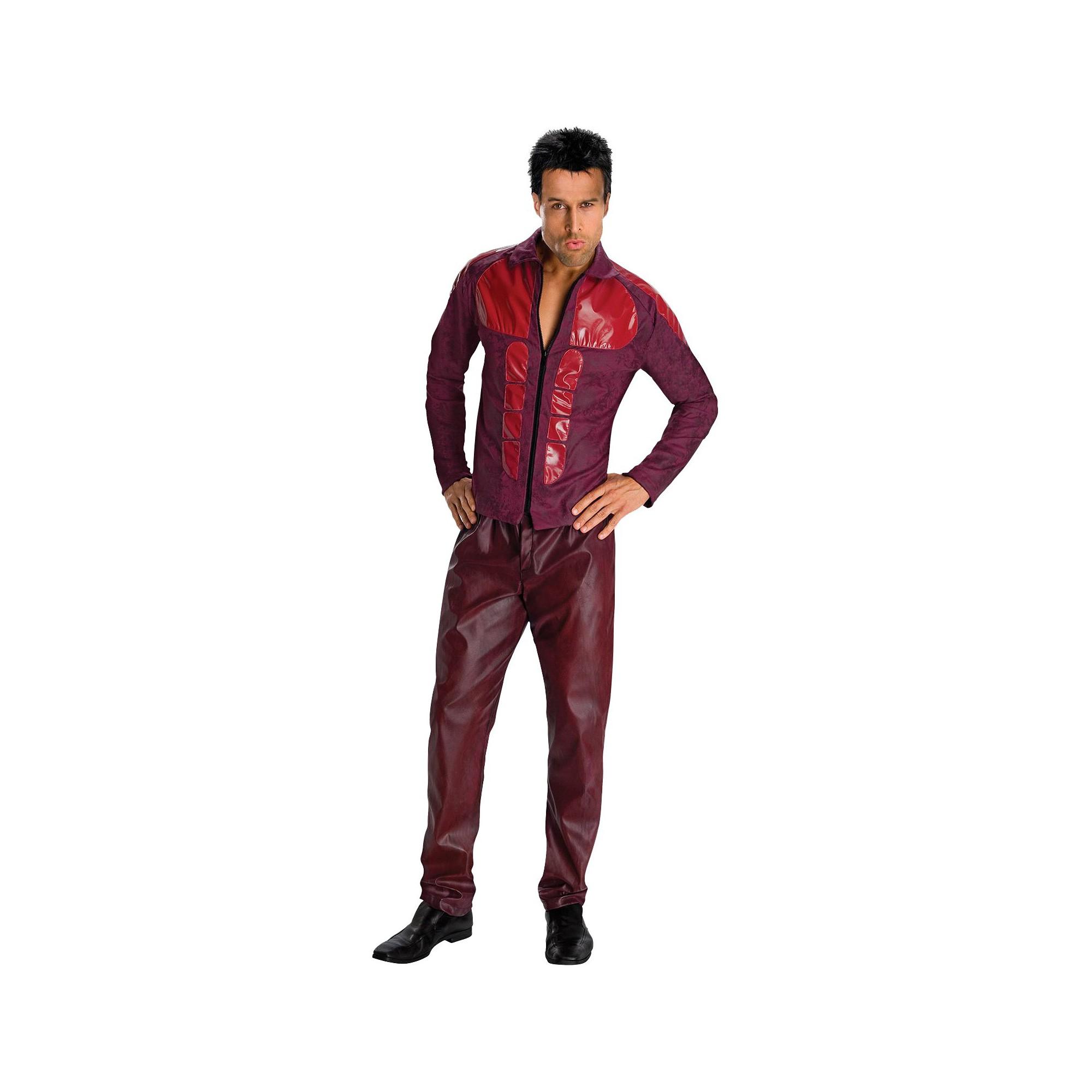 Halloween Adult Derek Zoolander Costume One Size, Men's, MultiColored