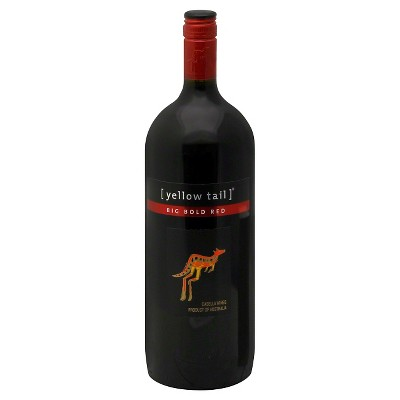 Yellow Tail Big Bold Red Wine - 1.5L Bottle