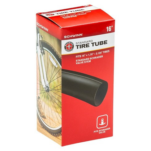 "Schwinn 16"" Bike Tire Tube - image 1 of 2"