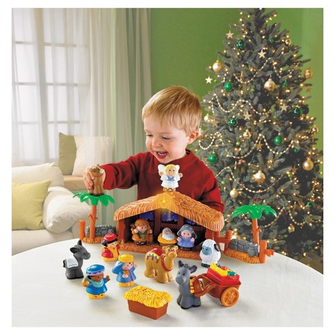 fisher price little people christmas story set target - What Year Is Christmas Story Set
