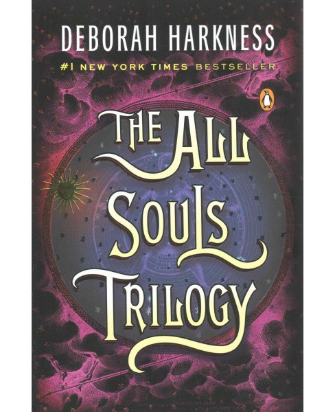 All Souls Trilogy : A Discovery of Witches / Shadow of Night / The Book of Life (Paperback) (Deborah - image 1 of 1