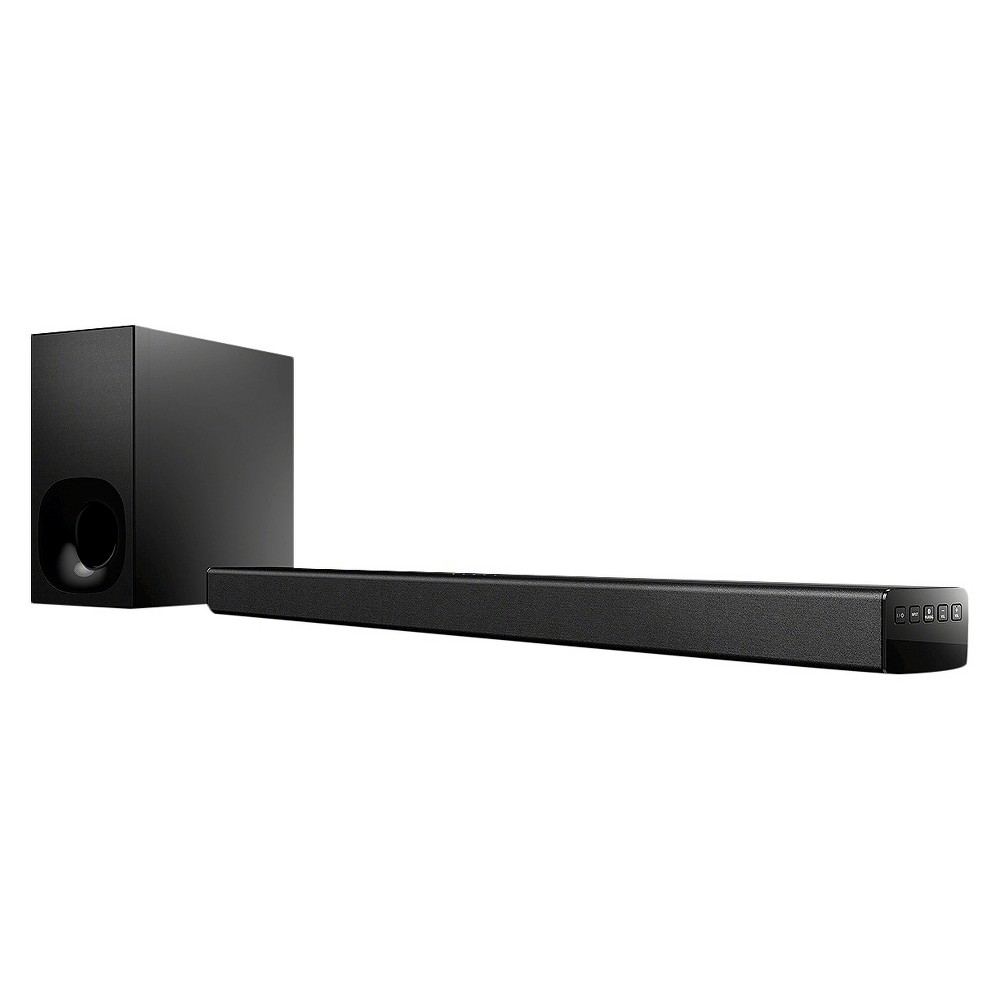 Sony Sound Bar with Wireless Subwoofer - Black (HTCT180)