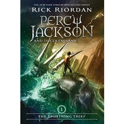 The Lightning Thief ( Percy Jackson and the Olympians) (Paperback) by Rick Riordan