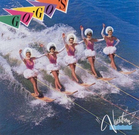 Go go's - Vacation (CD) - image 1 of 2