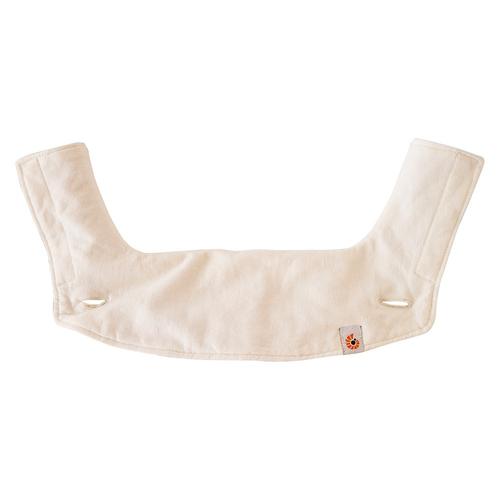 Ergobaby Four Position 360 Teething Pad and Bib, Natural