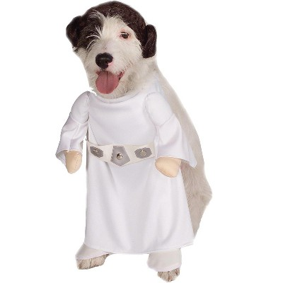 Rubies Star Wars Princess Leia Dog Costume