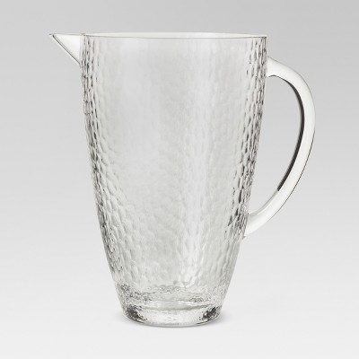 Plastic Textured Pitcher 2.5L - Threshold™