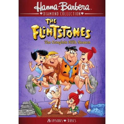 The Flintstones: The Complete Fifth Season (DVD)(2017)