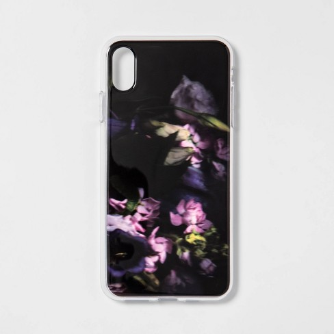 heyday™ Apple iPhone XS Max Case - Midnight Floral - image 1 of 3