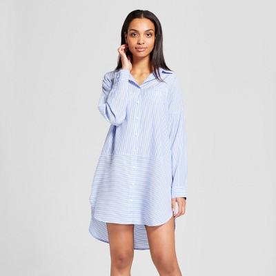Women's Nightgown - Gilligan & O'Malley™ Summer Blue S