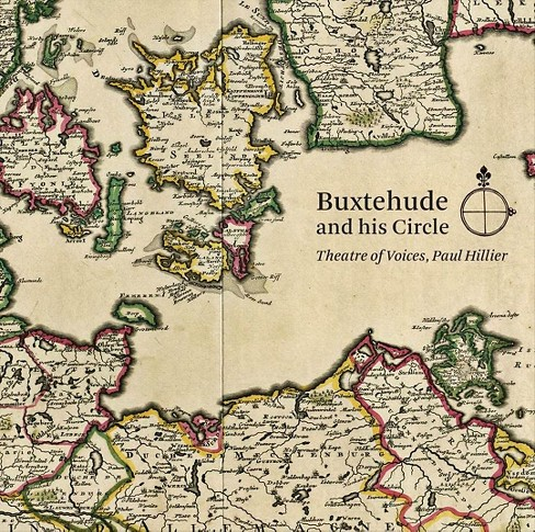 Paul hillier - Buxtehude and his circle (CD) - image 1 of 1