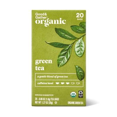 Organic Green Tea - 20ct - Good & Gather™