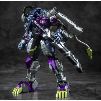 IF-EX45M Kagami Shishimaru | Iron Factory Iron Samurai Action figures