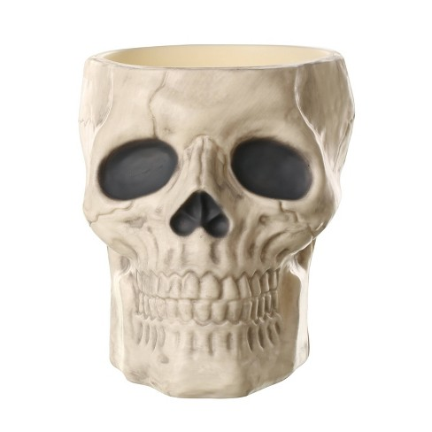 Halloween Skull Candy Bowl - Hyde & EEK! Boutique™ - image 1 of 1