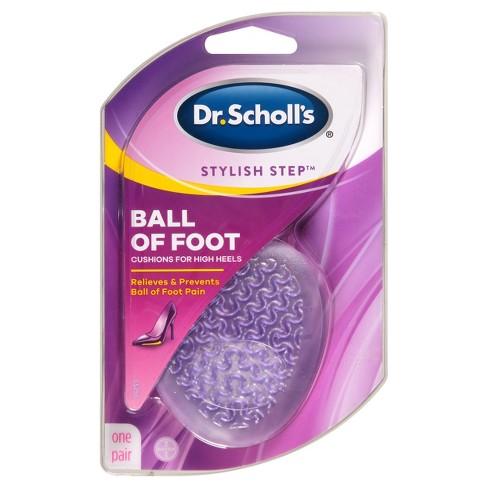 7bfc8ec0192b Dr. Scholl s Stylish Step Ball Of Foot High Heel For Women