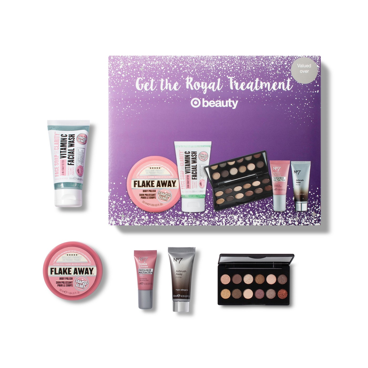 Target Beauty Box™ - Holiday - Best of Boots Cosmetic Set - image 1 of 1