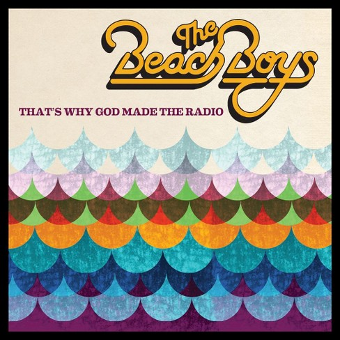 The Beach Boys - That's Why God Made the Radio (CD) - image 1 of 1