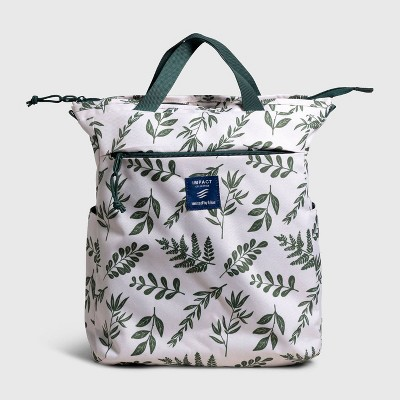 United By Blue - Mini Recycled Convertible Carryall Tote