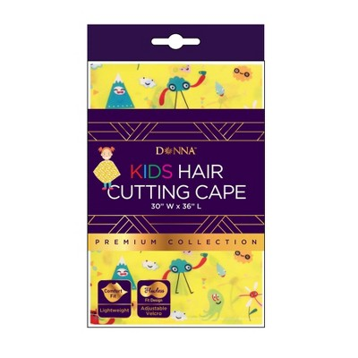 Donna Hair Cutting Cape for Kids' - 1ct