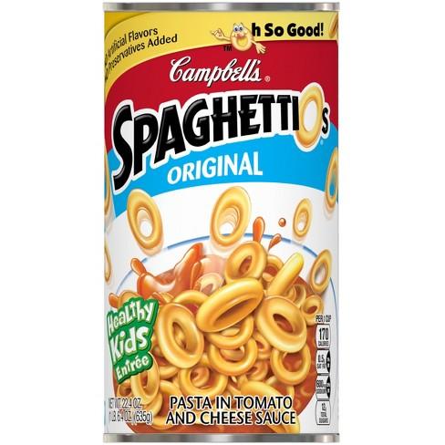 Campbell's® SpaghettiOs® Original 22.4 oz - image 1 of 4
