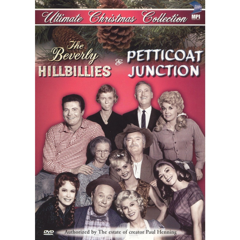 Beverly Hillbillies/Petticoat Junctio (Dvd)