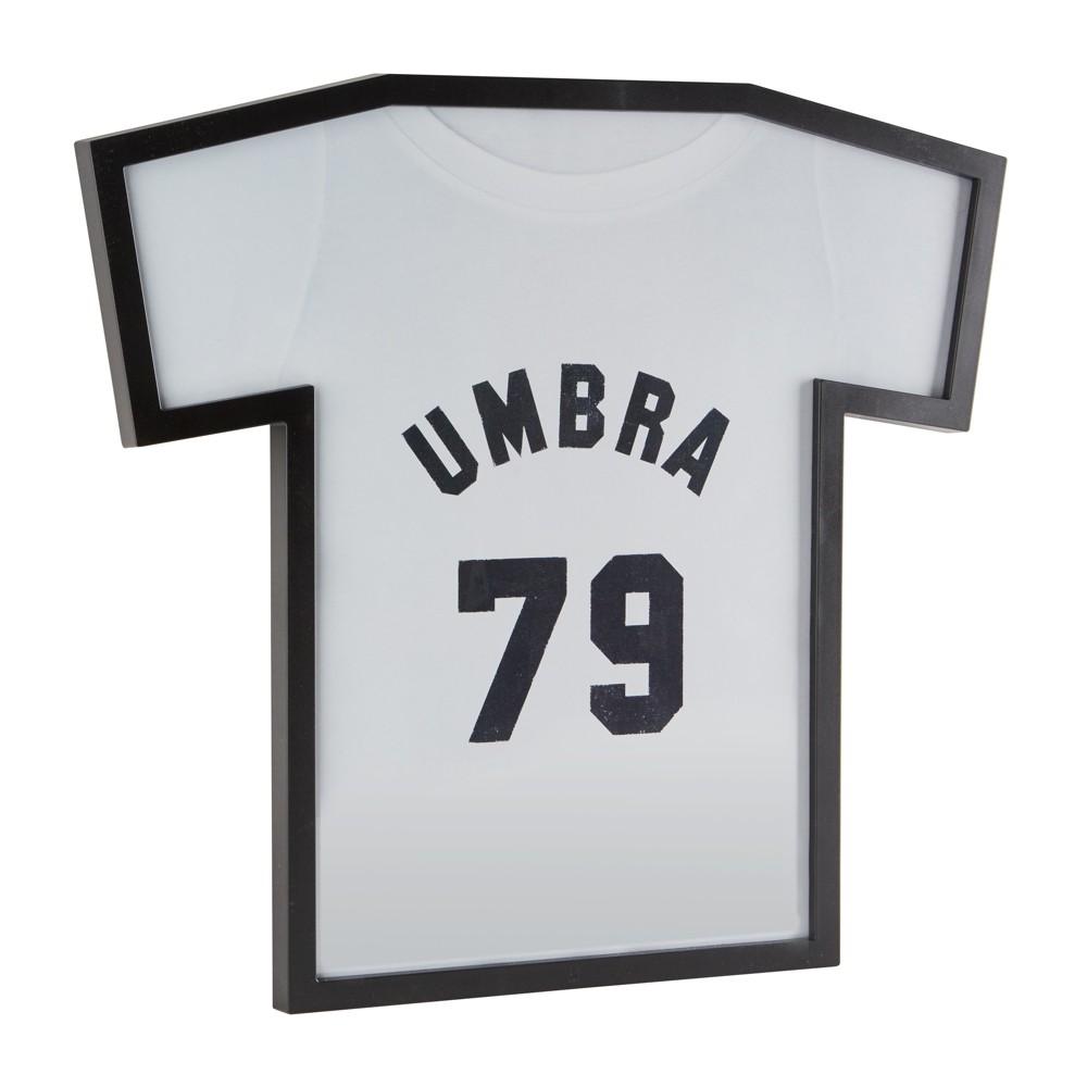 T - Frame Shirt Display - Black - Umbra