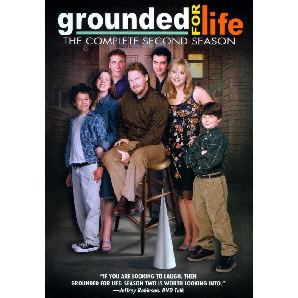 Grounded for Life: The Complete Second Season [3 Discs]